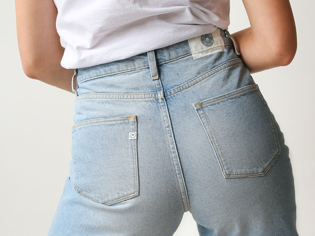 An example MUD Jeans product